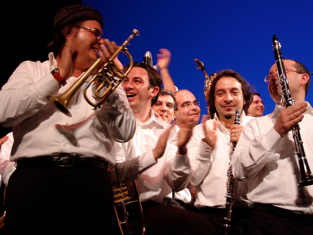 Banda and Jazz (I/F/NL), 2005