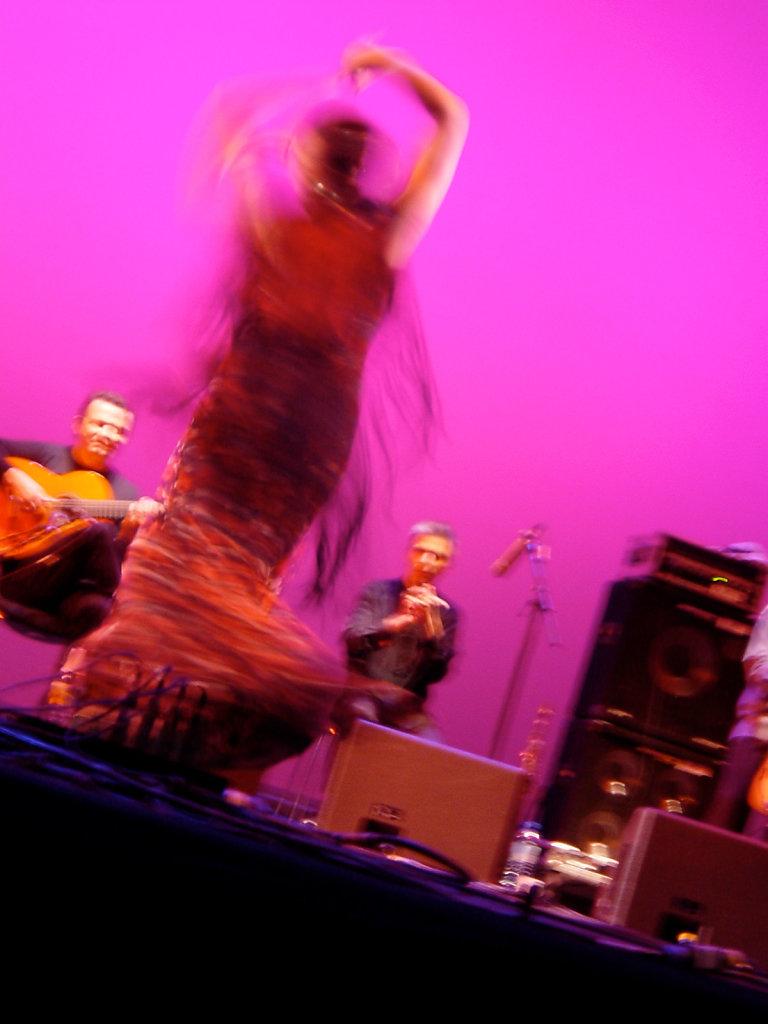 Gerardo Nunez & Grupo feat. Carmen Cortez (ESP), 2003